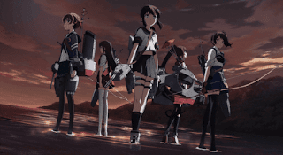 KanColle Movie BD Subtitle Indonesia
