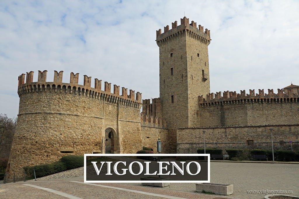 Vigoleno, uno de los pueblos más bellos de Italia