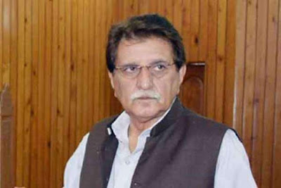 Prime Minister Azad Kashmir calls for timely action on human rights violations in Indian occupied Kashmir