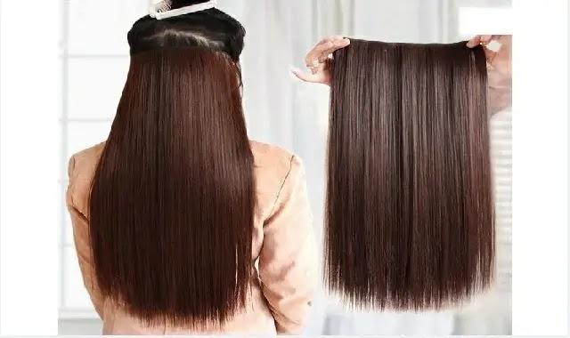 بعض مشاكل ارتداء وصلات الشعر