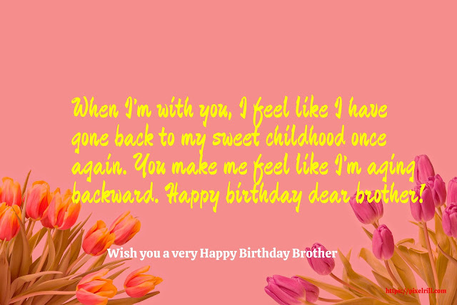 Ecards Birthday for Brother