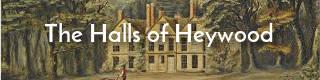 Link to the history of halls around Heywood, Lancashire