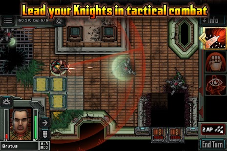Templar Battleforce RPG Apk + Data for android