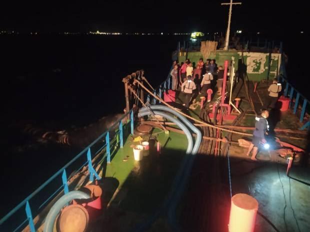 Kapal Pencuri 21,5 Ton Solar Pertamina Diduga Milik Politisi Gerindra