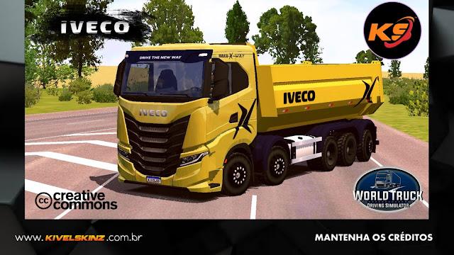 IVECO X-WAY - BEGE ORIGINAL