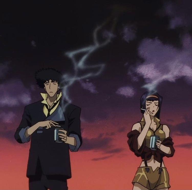 Badass Anime Series Characters