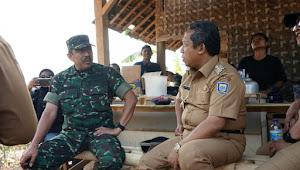 Dansektor 22 Citarum Harum Bersama Wakil Walikota Bandung Tinjau Wetland Park Cisurupan