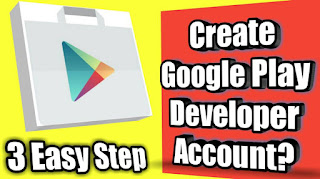 Google Play Developer Account Kaise Banaye ? Step by step 2020