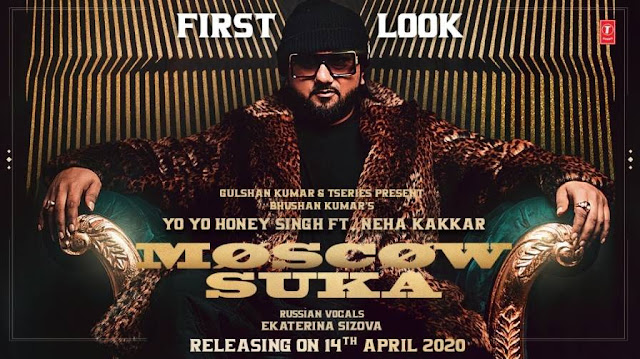 Moscow Suka Lyrics - Yo Yo Honey Singh | YoLyrics