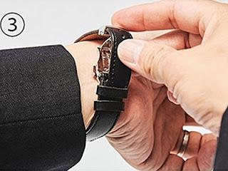 Dバックル 時計ベルト 革ベルト ラバーベルト