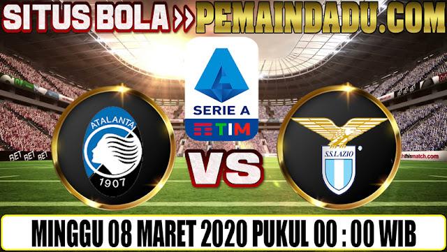Prediksi Big Match Serie A Antara Atalanta Vs Lazio Pekan Ini