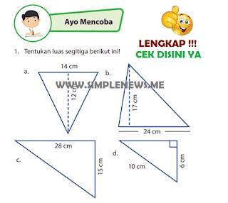 Kunci Jawaban Halaman 143 144 Kelas 4 Senang Belajar Matematika Kurikulum 2013 www.simplenews.me