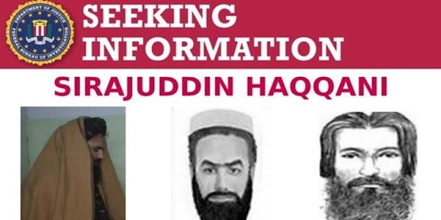 Jadi Mendagri Afghanistan, Sirajuddin Haqqani Masih dalam Status Orang Paling Dicari FBI, Kepalanya Dihargai 6,77 Juta Dolar