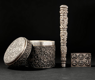 artisanat-argent-cambodge-objets