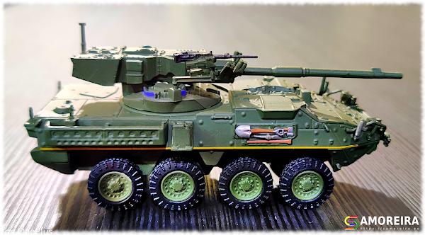 Caça-Tanques - M1128 AGS Stryker