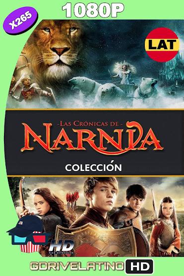 Las Crónicas de Narnia (2005-2010) Colección BDRip 1080p x265 Latino-Ingles MKV