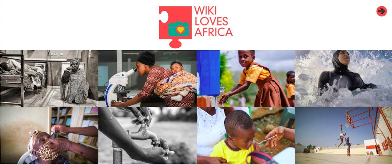 Wiki Loves Africa Announces Winners Reclaiming Africa's Health & Wellness-Themed Visual Narrative
