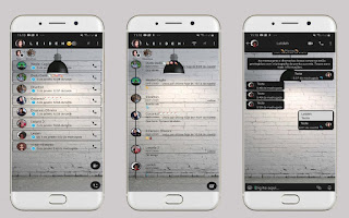 Lamp Theme For YOWhatsApp & Fouad WhatsApp By Leidiane