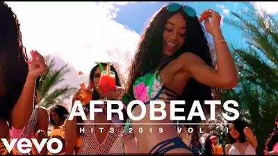 Mix by Dj china Ghana - Official Dance off Video Mixtape (Vol 45) Naija Meet Ghana
