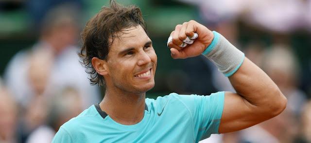 Rafael Nadal gana en abierto de Abu Dhabi 2016