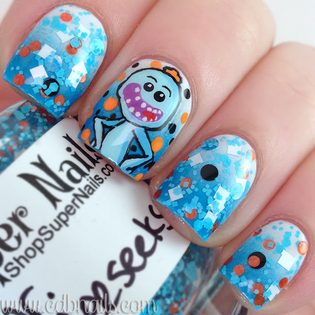 Supernails-Mr.Meeseeks in a Bottle