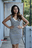 Actress Mi Rathod Spicy Stills in Short Dress at Fashion Designer So Ladies Tailor Press Meet .COM 0002.jpg