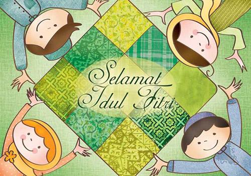 Ucapan Selamat Lebaran (Hari Raya Idul Fitri) 1438H/ 2017 13