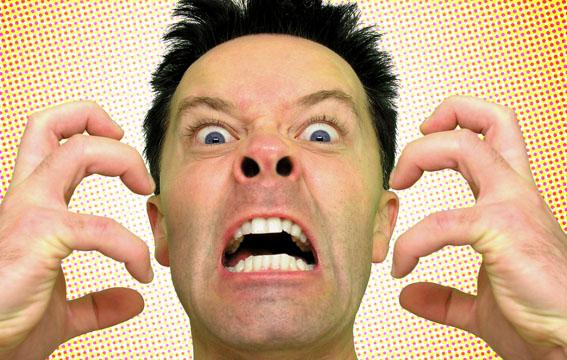 Cara nak tahu lelaki tengah marah, Tanda lelaki tengah marah, Bila lelaki marah, Macam mana suami marah,