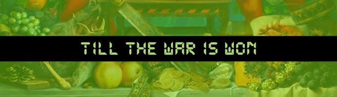 Till The War is Won