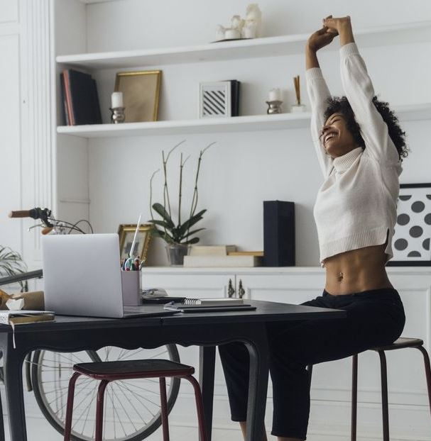 Research Proves That Light Exercise Is Useful During Working