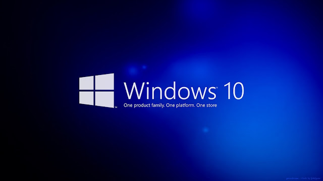 10 Simple and Best Windows 10 HD Wallpapers