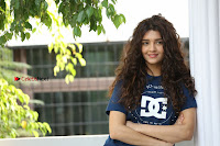 Actress Rithika Sing Latest Pos in Denim Jeans at Guru Movie Interview  0096.JPG