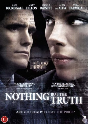 Nothing But the Truth (2008) ταινιες online seires oipeirates greek subs