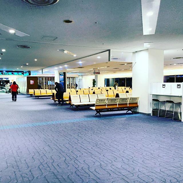 最終便の羽田空港 | 2レグ 沖縄→羽田 / JL0920【2019年の搭乗メモ】