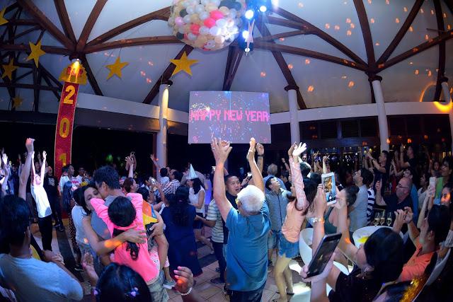 Let's Celebrate New Year at Bintan Lagoon Resort