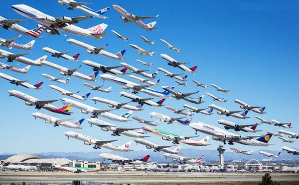 Aerolíneas de Estados Unidos implementan estrategia de vuelos cortos en medio de la pandemia