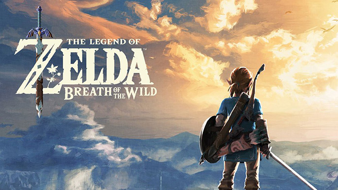 Comprar The Legend of Zelda: Breath of The Wild Black Friday