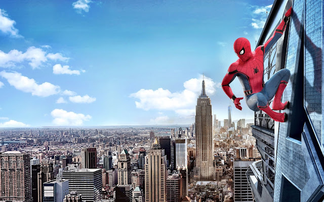 Spider-man Homecoming wallpapers for Full HD 1080P