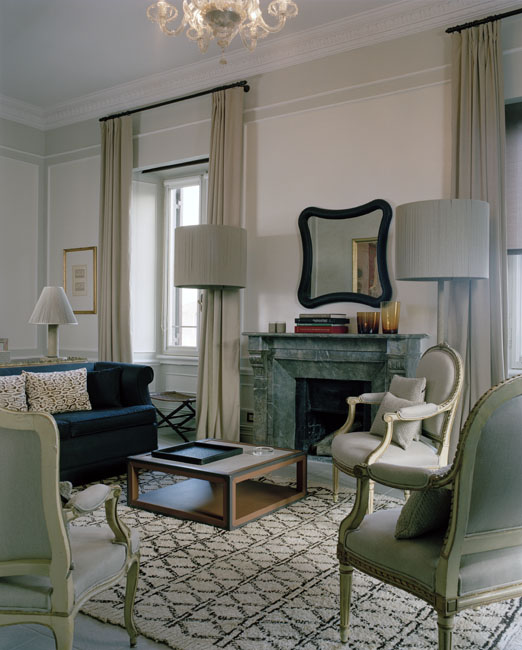 Luxury Baku: The Bentley Suite At St Regis New York Hotel