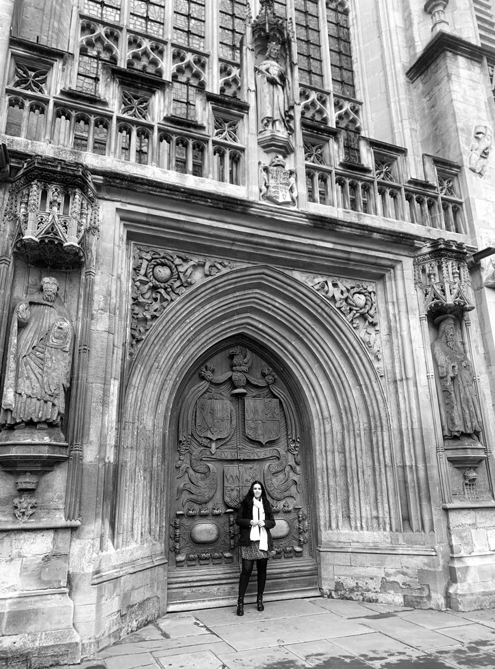 Bath Abbey - Emma Louise Layla, UK travel & lifestyle blog