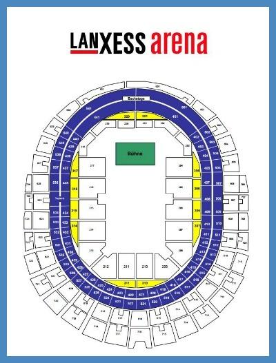 LANXESS Arena VIP Loge & Premium Seats from Lanxess arena sitzplan, lanxess arena sitzplan unterrang, sitzplan lanxess arena unterrang, köln lanxess arena sitzplan,