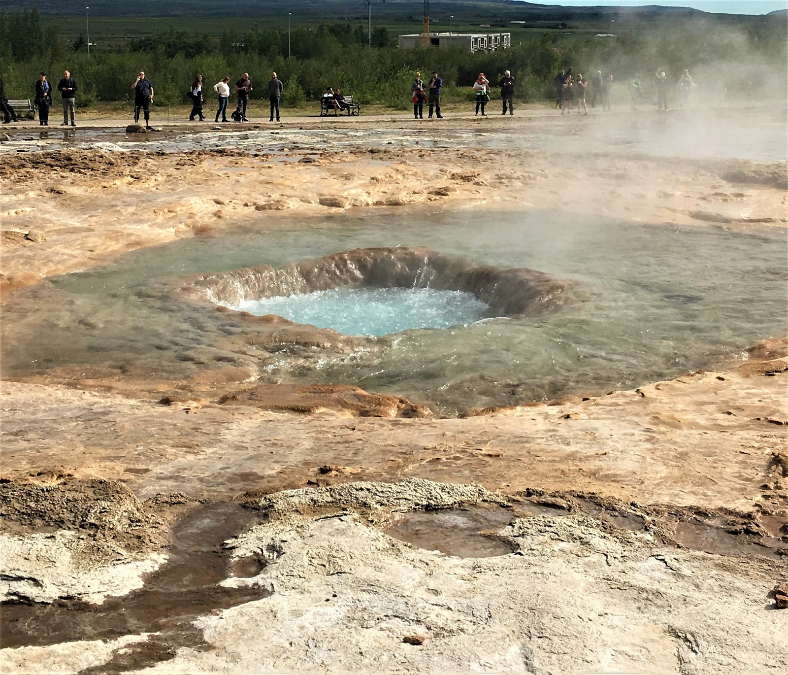 Geyser, Golden Circle, Iceland