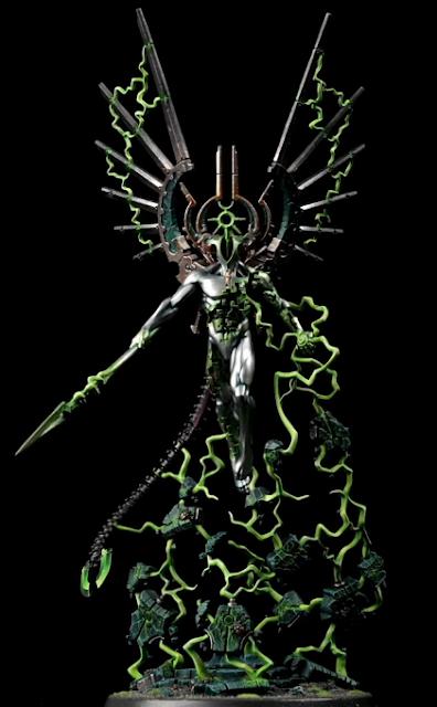 Void Dragon Necron