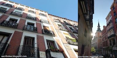 Algunos puntos de la Ruta por la picaresca en el Madrid del siglo XVII