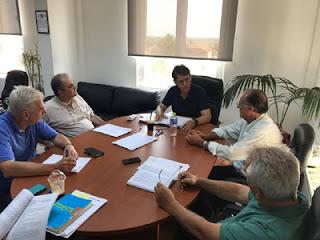 Σύσκεψη για τη λήψη προληπτικών μέτρων για την αντιμετώπιση του επερχόμενου καύσωνα στον Δήμο Πύδνας-Κολινδρού