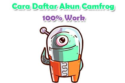 Cara Daftar Akun Camfrog 100% Work | Cafe Camfrog