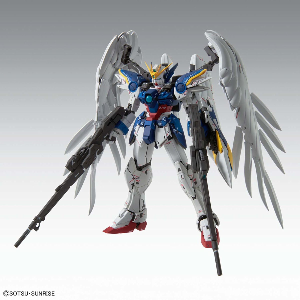 Mg 1 100 Wing Gundam Zero Ew Ver Ka Release Info Box Art And Official Images Gundam Kits Collection News And Reviews
