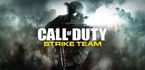 call of duty strike team apk data mob.org