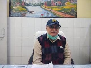 प्रतिरोधक शक्ति पर दें ध्यान, अथवा कोरोना से सेप्सिस को भी आमंत्रण -जिला महिला अस्पताल CMS Dr. AK Tripathi