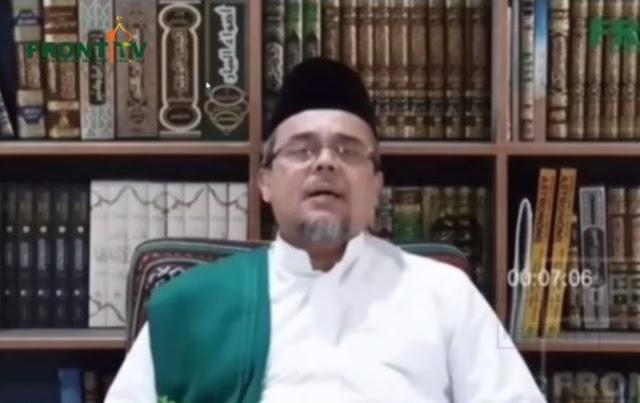 Habib Rizieq: Cara Menghentikan Agenda Neo PKI adalah Makzulkan Jokowi dan Bubarkan PDIP